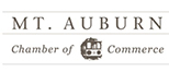 Mt. Auburn Chamber of Commerce logo
